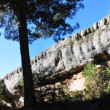 "National Park ""The Ciudad Encantada"" (Enchanted City), Cuenca (Spain) — 图库照片"