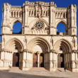 Cathedral of the Cuenca ,Castilla La Mancha, Spain — Stock Photo