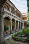 Famous Monastery of Yuste, Extremadura, Spain — Stock Photo