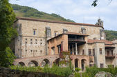 Famous Monastery of Yuste, Extremadura, Spain — Stock Photo