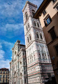 Cathedral Santa Maria del Fiore in Florence, Italy — Stock Photo