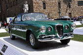 FLORENCE, ITALY - JUNE 15: limited edition vintage car Lancia Aurelia B52 Vignale — Stock Photo