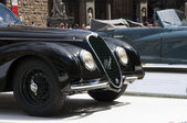 FLORENCE, ITALY - JUNE 15:  Alfa Romeo 6c 2500 Sport Touring — Stock Photo
