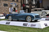 FLORENCE, ITALY - JUNE 15, 2014: Alfa Romeo 2500 Stabilimenti Farina — Stock Photo