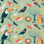 Bird Collection — Stock Vector #19087383