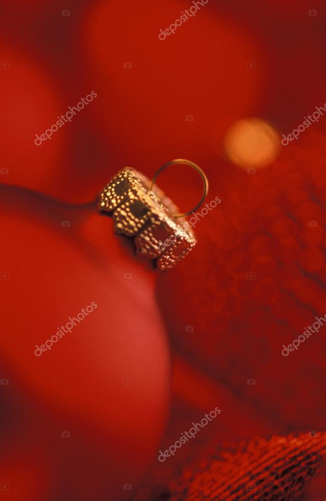 Close up of Christmas ornament — Foto Stock #19424967