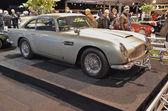 James Bond DB5, 100 years of Aston Martin at InterClassics 2013 — Stock Photo