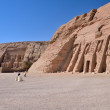 Abu Simbel temples, Egypt — Stock Photo