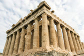 Parthenon at the Acropolis of Athens, Greece — Stock Photo