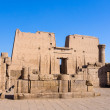 Edfu Temple of Horus, Egypt — Stock Photo