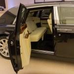 Rolls-Royce Phantom — Stock Photo