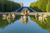 Fountain in the Garden of Versailles, France — Stock Photo