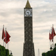Clock Tower in Tunis, Tunisia — Foto de Stock