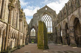 Holyrood abbey, edinburgh, schotland — Stockfoto