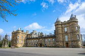 Holyrood Palace in Edinburgh, Scotland — Stock Photo