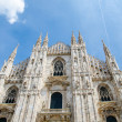 Stock Photo: Duomo di Milano in Milan, Italy