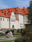 弗城堡 freudenstein — 图库照片