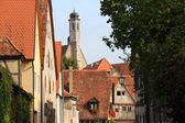 Rothenburg ob der Tauber — Stok fotoğraf