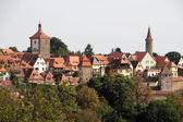 Rothenburg ob der tauber — Photo