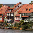Stock Photo: Little Venice in Bamberg