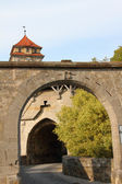 Rothenburg ob der Tauber — Stock Photo