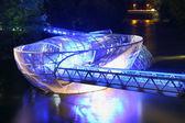 Graz dans la nuit — Photo