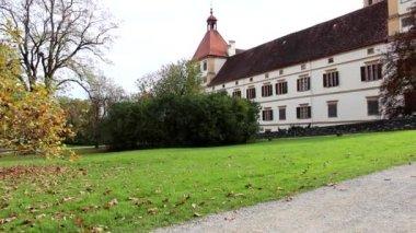 Eggenberg Castle — Stock Video