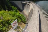 Réservoir du barrage — Photo