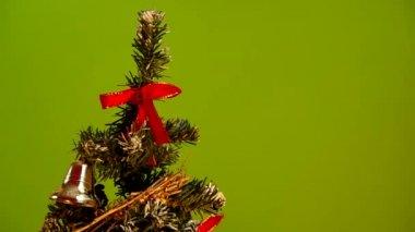 Vánoční strom — Stock video