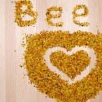 Bee pollen — Stock Photo #40968559