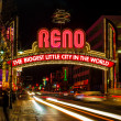 Reno Sign - Stock Photo