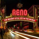 Постер, плакат: Reno Sign