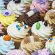 Delicious cupcake selection — Stock Photo #18950277