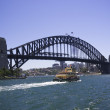Stock Photo: Ferry on Sydney Harbour