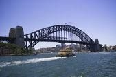 Ferry on Sydney Harbour — Stock Photo