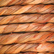 Stock Photo: Twisted wooden fibres
