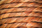 Twisted wooden fibres — Stock Photo