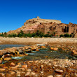 Stock Photo: Ait Benhaddou
