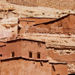 Stock Photo: Kasbah Ait Benhaddou