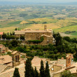 Montalcino in Tuscany, Italy — Stock Photo #21282303