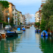Canal in Lido — Stock Photo #23678817