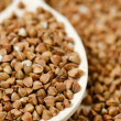 Buckwheat groats — Stock Photo