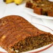 Banana Cake — Stock Photo