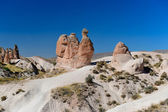 Devrent Valley in Cappadocia — Stock Photo