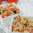 Salad Tabbouleh — Stock Photo