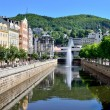 Karlovy Vary (Carlsbad) — Stock Photo