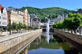 Karlovy Vary (Carlsbad) — Stock Photo