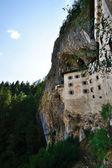 ブレッド洞窟城 — ストック写真