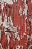 テクスチャの古い赤ボード — ストック写真