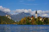 Bled, Slovenia — Stock Photo